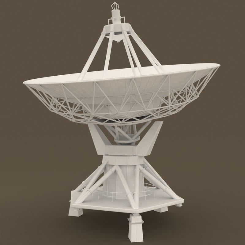 Satellite Panels Texture : Ds max satellite dish