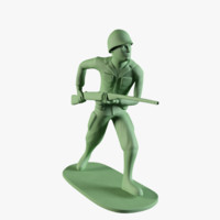 Toy Soldier 3D models