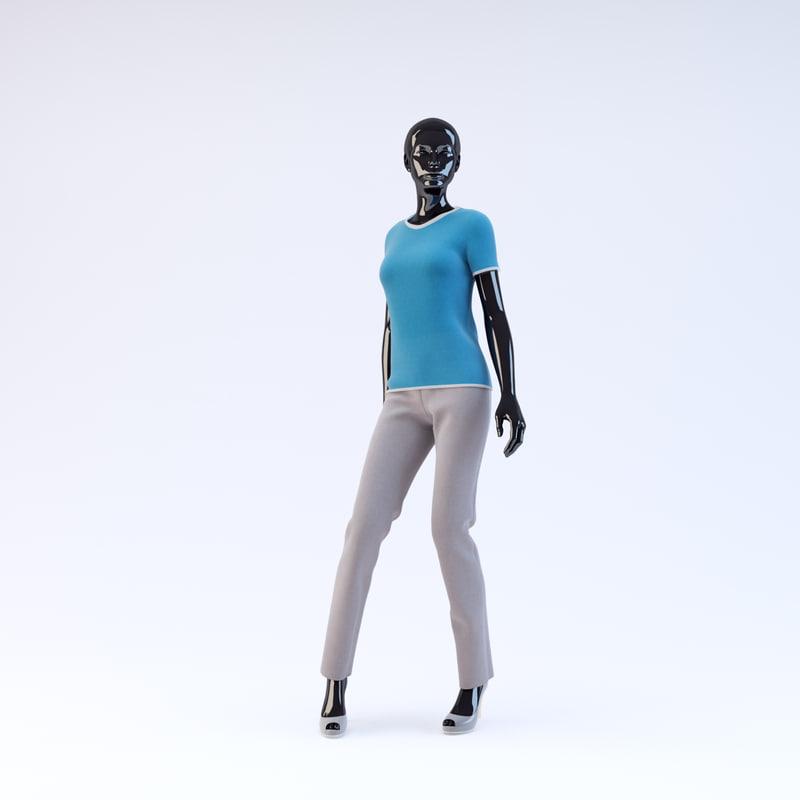 Showroom Mannequin 17