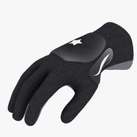 work gloves 3D models