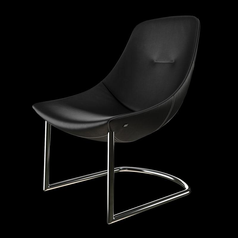 Rolf Benz Chair 582
