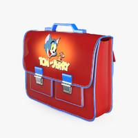 Child Backpack 3D models