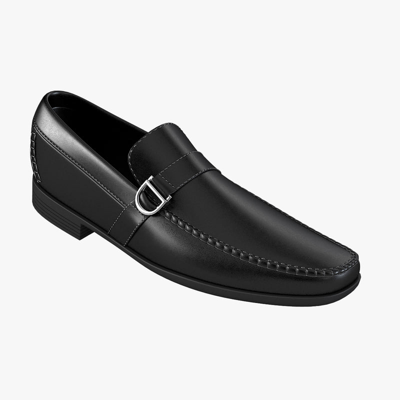 a Loafer Shoes men's elegant luxury leather  elegant  modern contemporary mens balck  0002.jpg