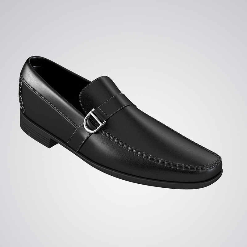 b Loafer Shoes men's elegant luxury leather  elegant  modern contemporary mens balck  0002.jpg