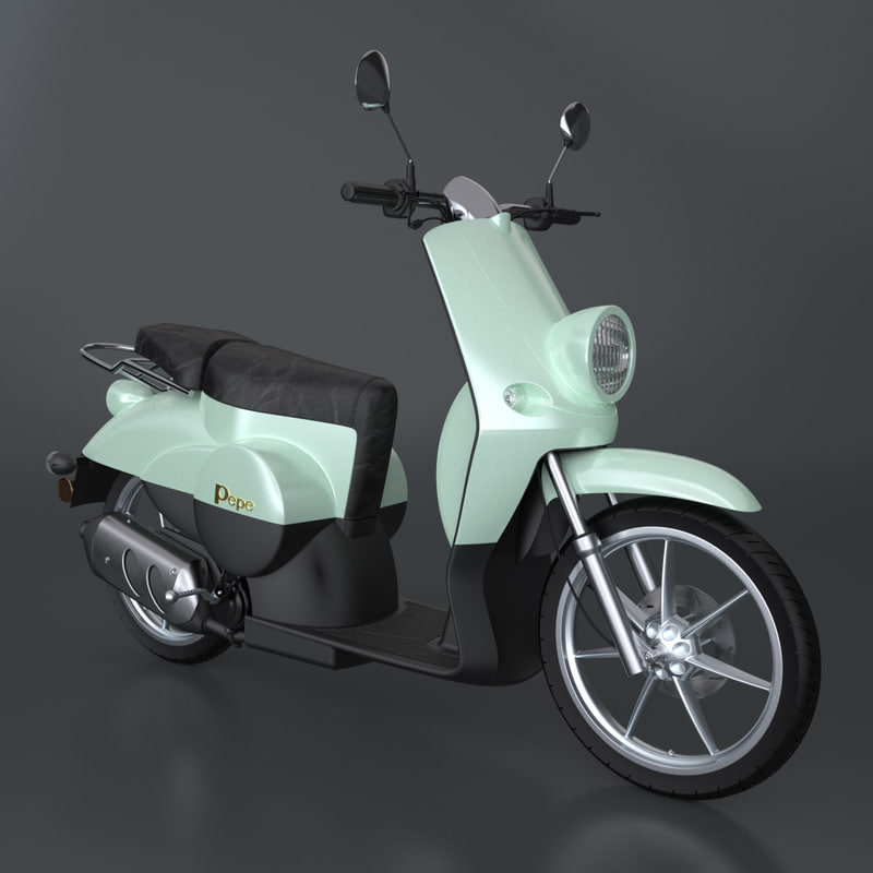 Benelli Pepe Scooter
