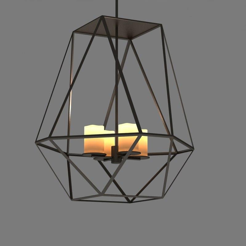 Kevin Reilly Lighting Gem Ceiling Light