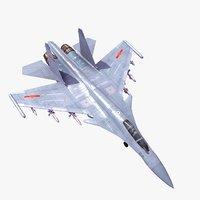 shenyang j15 3D models