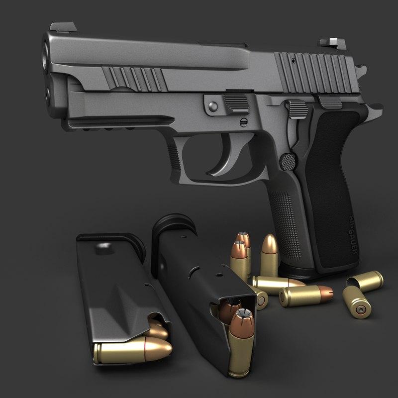 Sig Sauer P229 Enhanced Elite 9mm