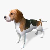 dog 3d models