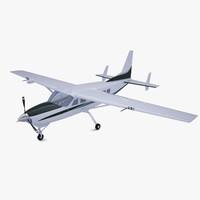 Cessna Caravan 675 3D models