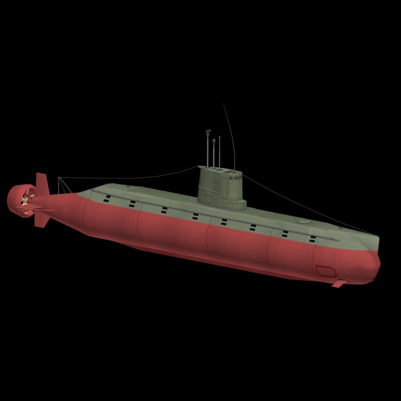 Sang-O Class Submarine