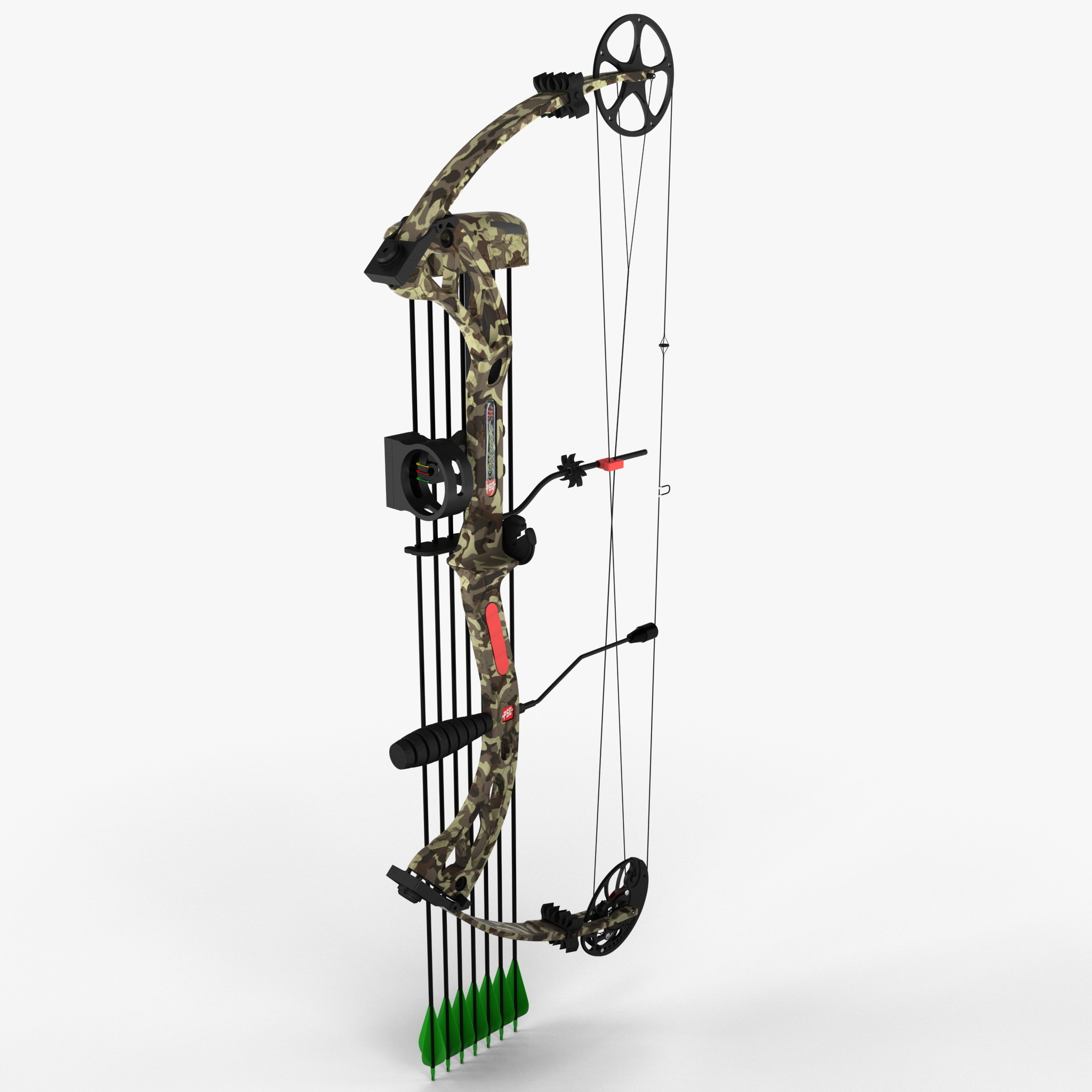 Compound Bow PSE Stinger 3G_2.jpg