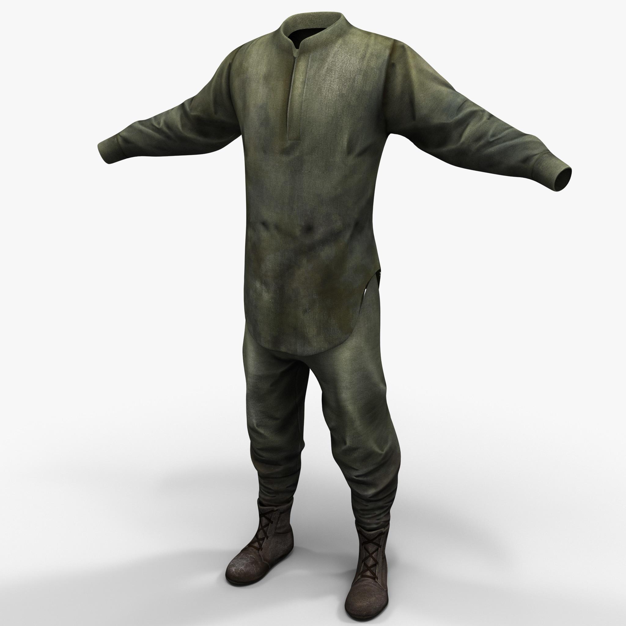 Guerrilla Soldier Clothes 2