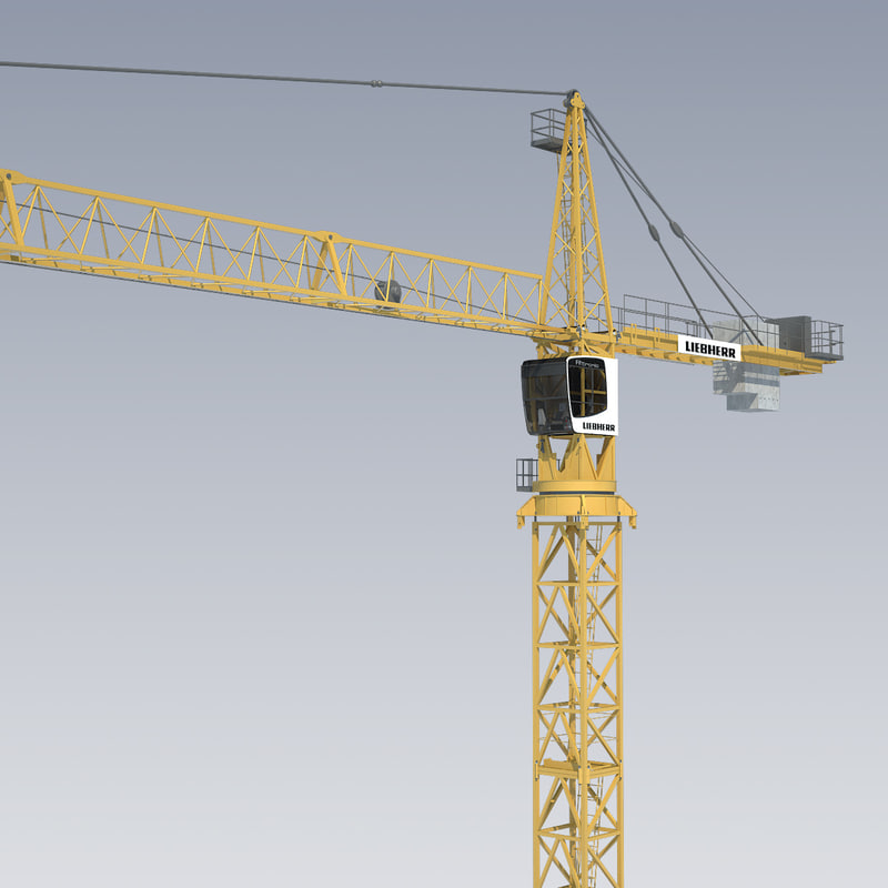 Tower Crane Engine : Liebherr tower cranes model numbers search engine