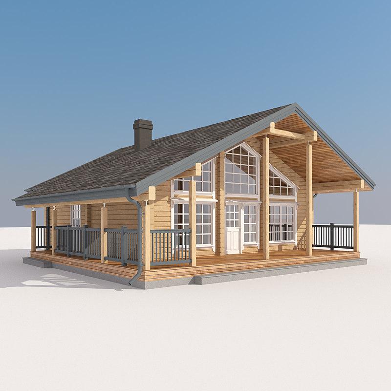 Log House LH GLB 033