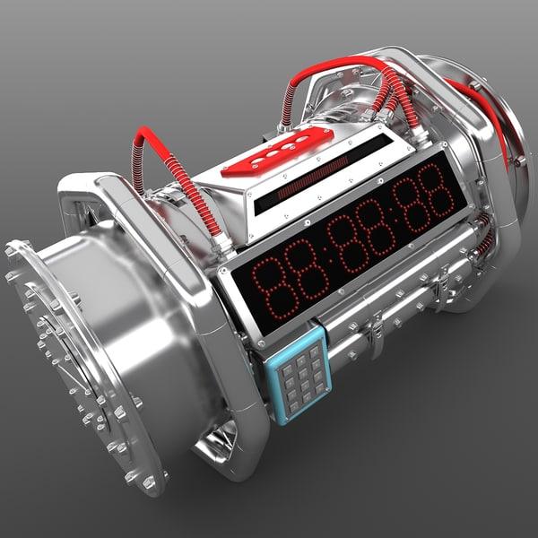 Time Bomb 3D Models