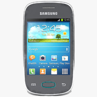 Samsung Galaxy Pocket 3D models