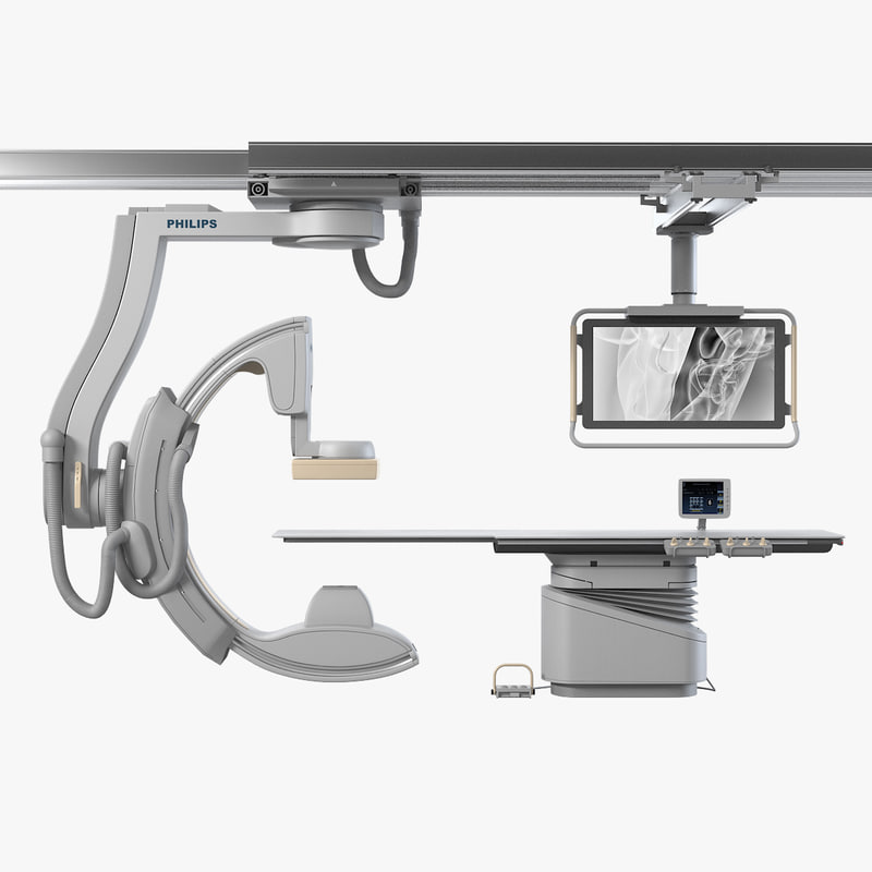 a Philips Multidiagnost Eleva patient clinic doctor dr  intervention  x-ray radiography fluoscopy operation medical medicine equipment table 0001.jpg