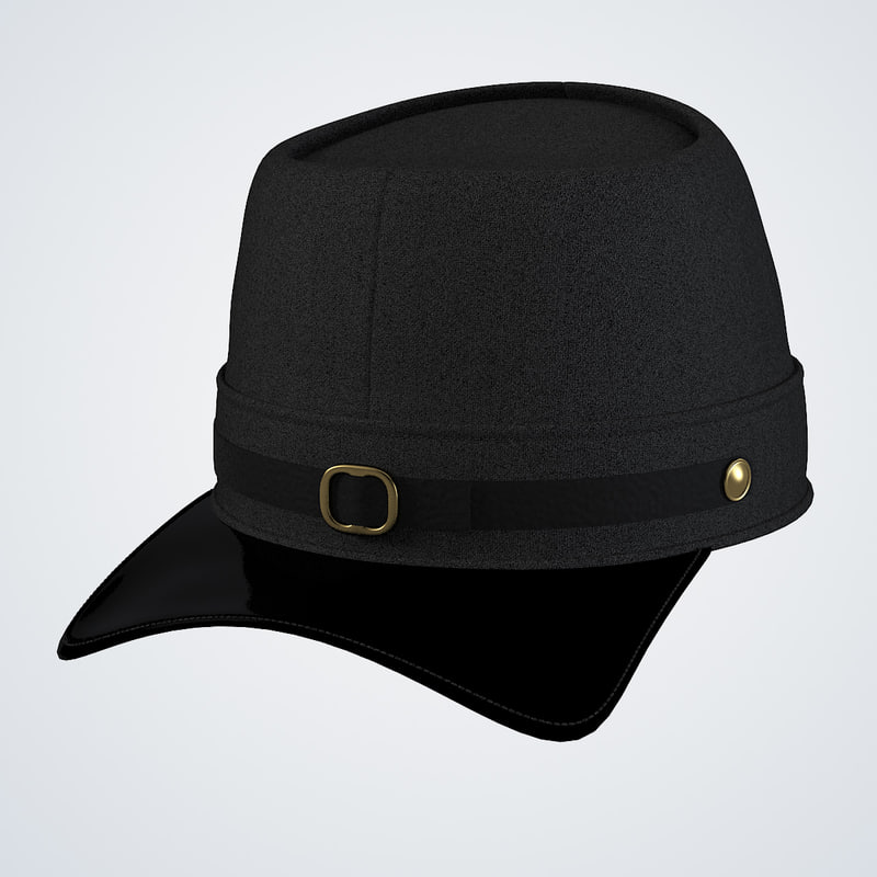 b Navy Blue Union Civil War Hat men0001.jpg