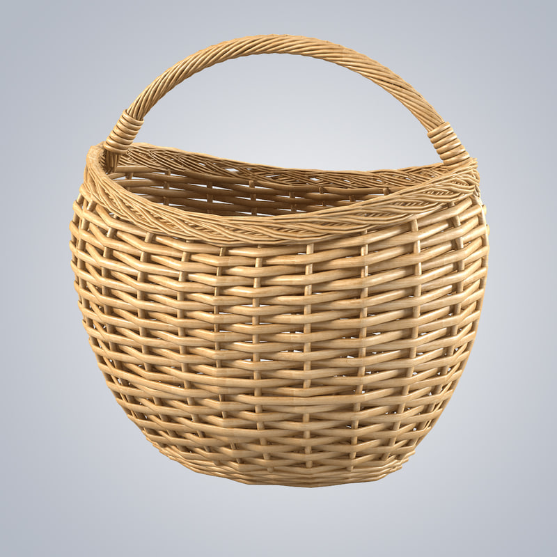b wicker basket woven fiber rattan bin storage country container decorative decor  0001.jpg