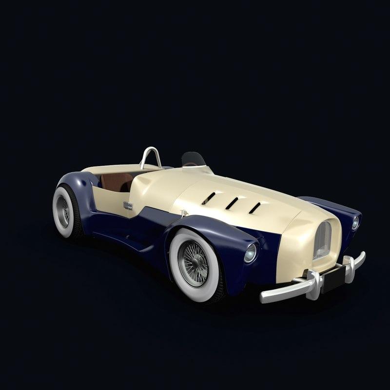 Old Sportscar