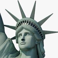 Statue of Liberty 3D models