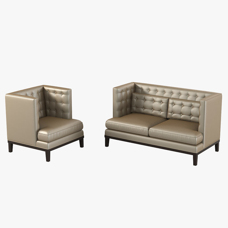a Armen Living Brooklea Loveseat Noho tufted loveseat sofa settee armchair chair  modern contemporary buttoned designer.jpg
