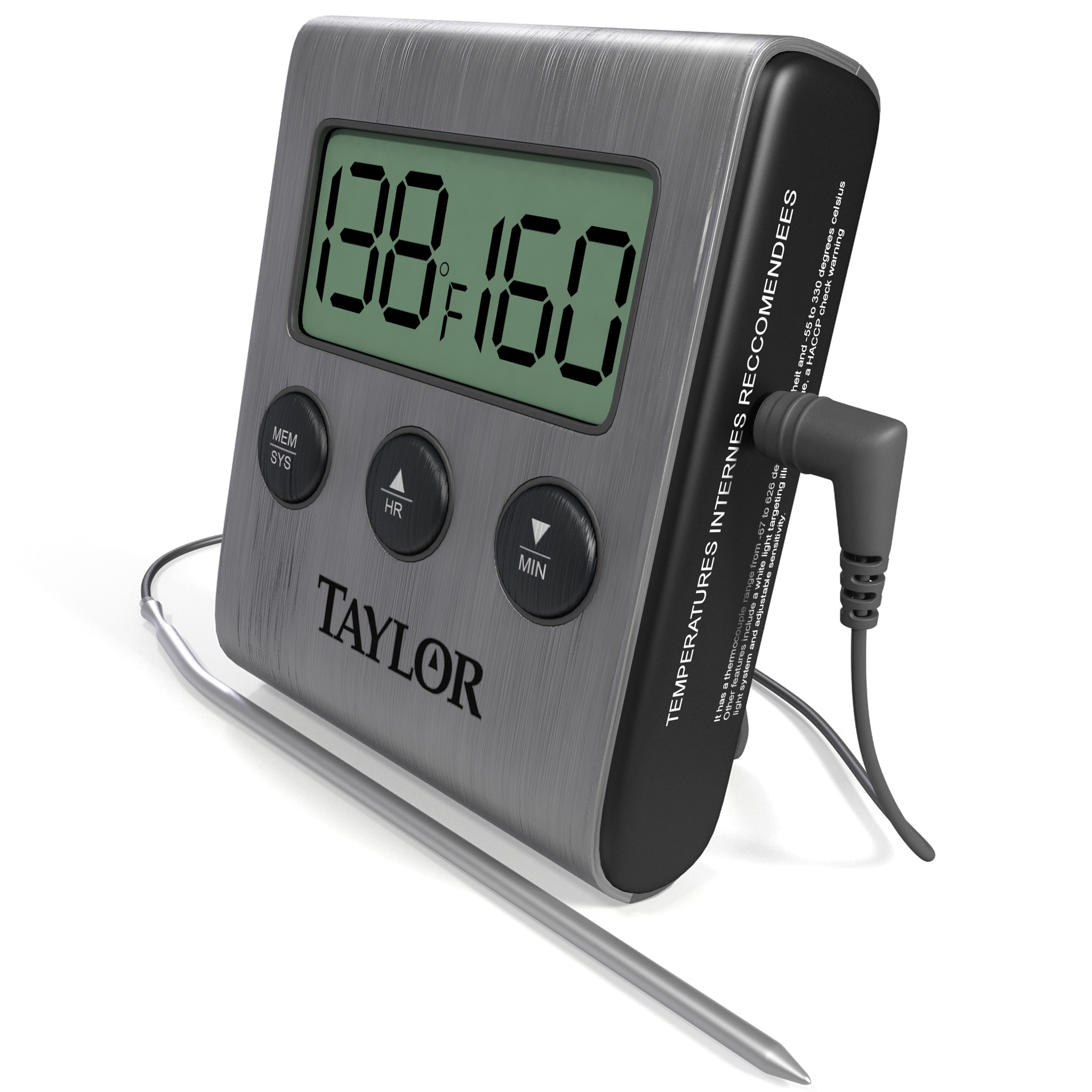 Digital Cooking Thermometer Taylor