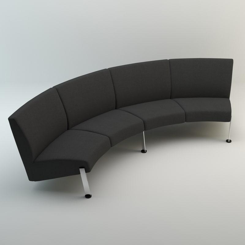 Decision Sofa (4-Seater)