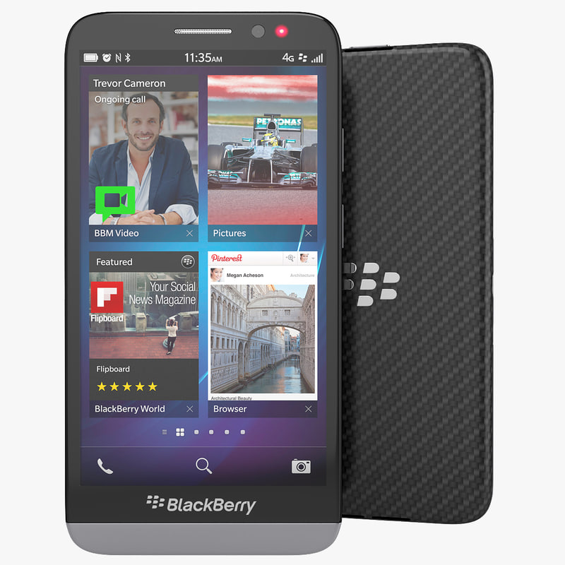 3ds blackberry z30 smartphone black