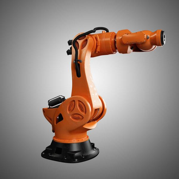 Robo Arm 3D Models