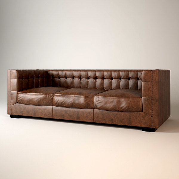 Andrew Martin Sofa Armstrong 3D Models