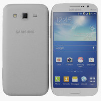 Samsung Galaxy Grand 2 3D models