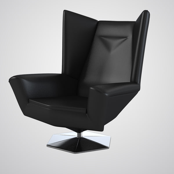 Prisma Chair By Voitto Haapalainen 3D Models