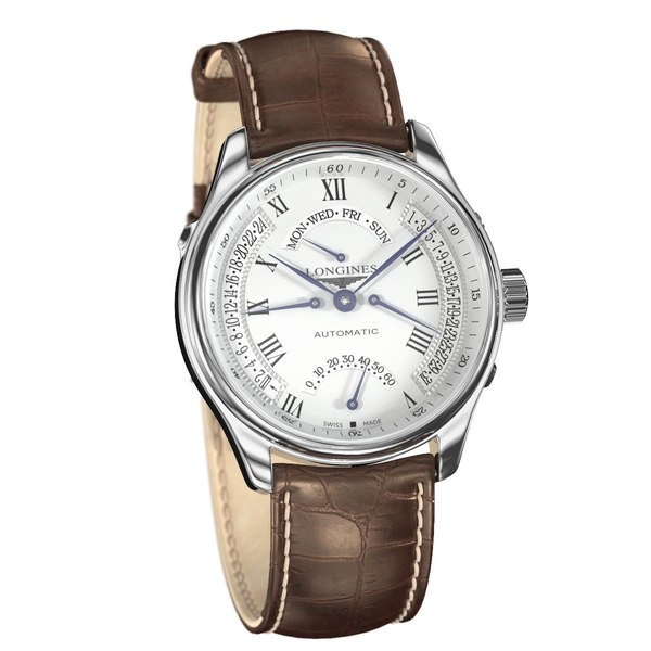 The Longines Master Collection L2.717.4.71.3 3D Models