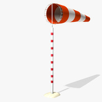 windsock 3D models