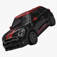 mini paceman 3D models