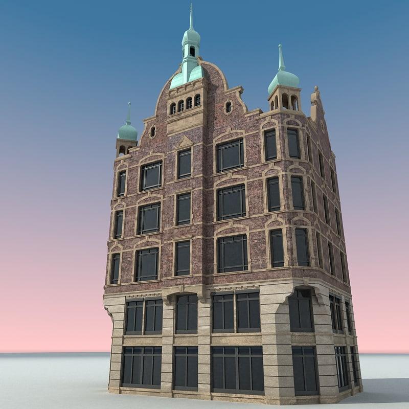 European Building 033 Copenhagen