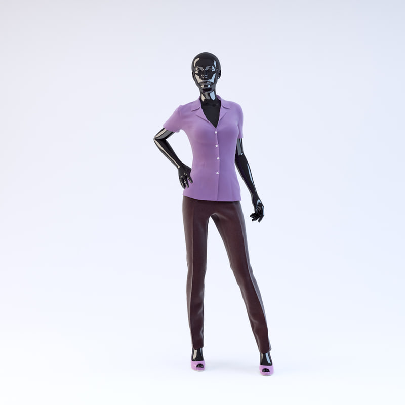 Showroom Mannequin 08