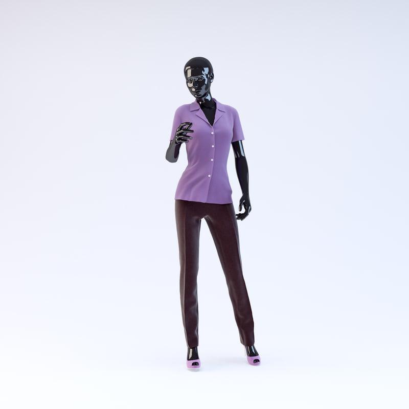 Showroom Mannequin 09