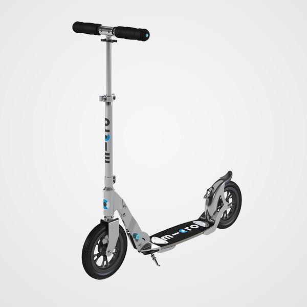 Micro Flex Air Aluminum Scooter 3D Models