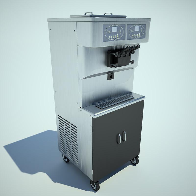 Ice Cream Machine 01