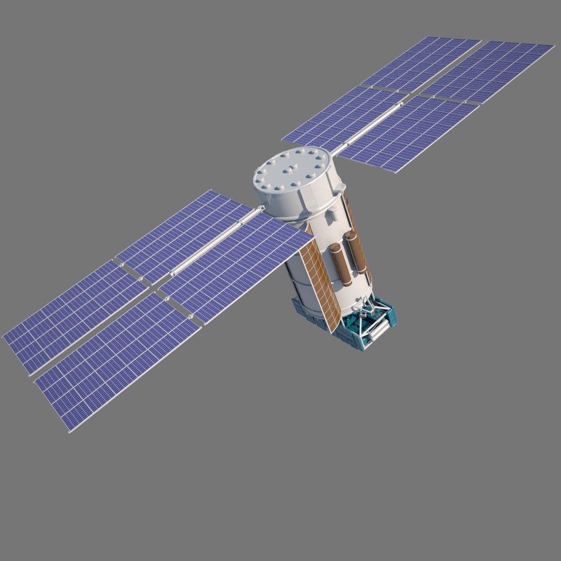 Satellite Glonass