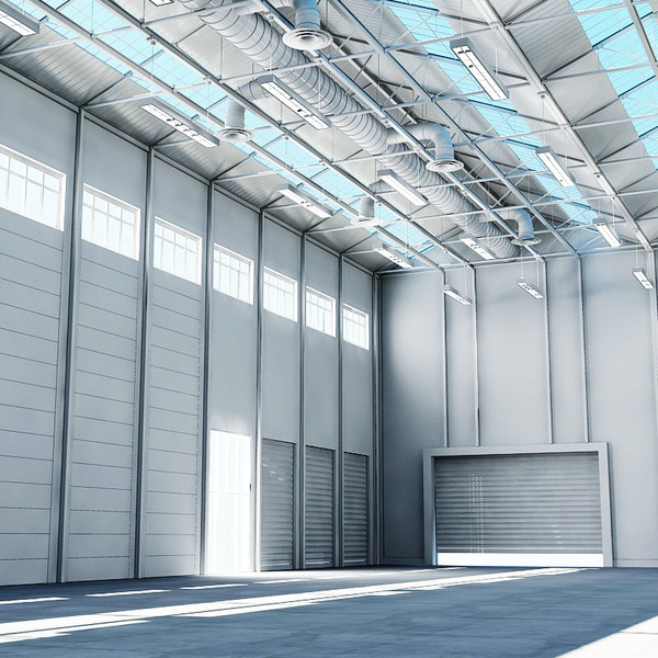 Warehouse 2016 3D Models