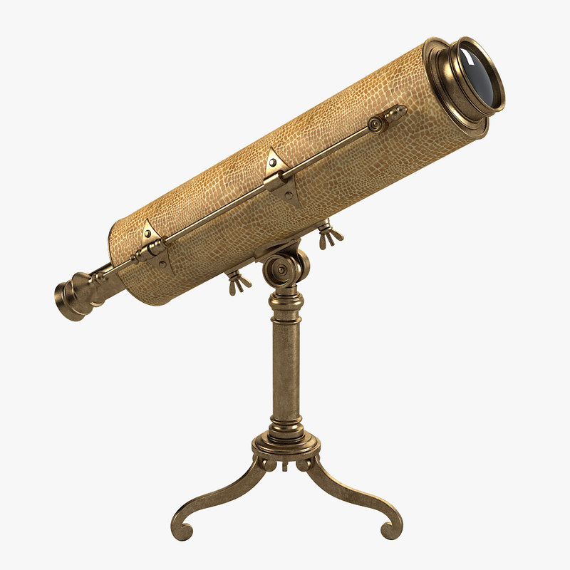 a telescope vintage old relic antique table ocular sky observe  classic classical 0001.jpg