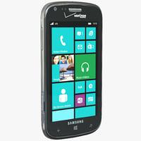 Samsung Ativ Odyssey I930 3D models