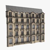 facade 3D models