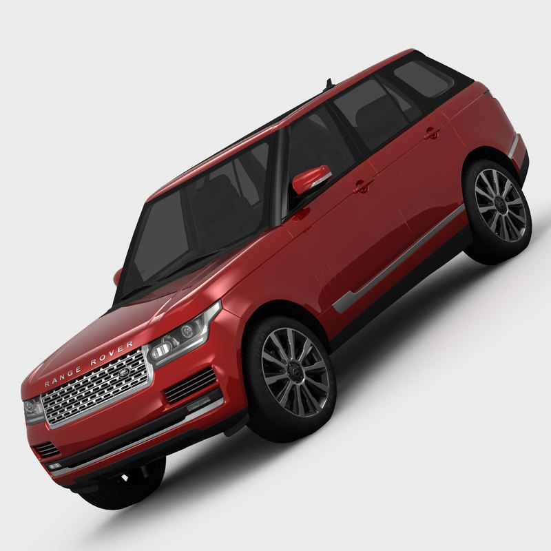 Range Rover Supercharged L405 2013