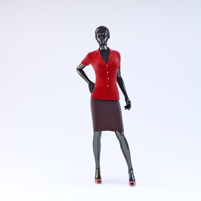 Showroom Mannequin 13