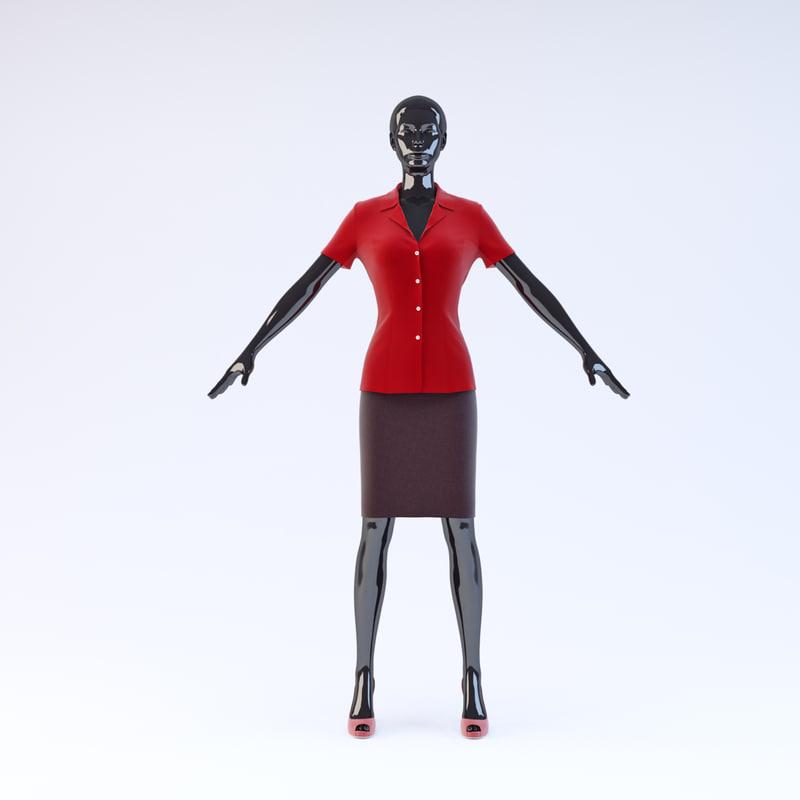 Showroom Mannequin 11